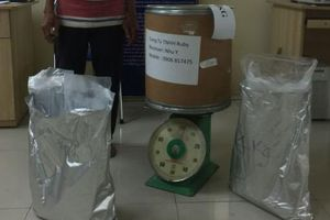An Giang bắt giữ đối tượng vận chuyển hơn 10kg ma túy từ Campuchia về Việt Nam