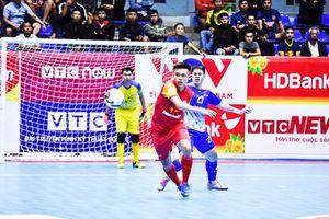 Giải futsal HDBank Cúp quốc gia: Sanvinest Sannatech Khánh Hòa gặp Thái Sơn Nam ở chung kết