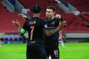 Kết quả Olympiakos vs Man City (0-1): Foden lập công đưa Man City vào vòng 1/8
