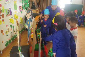 Đông Triều: 'Xây dựng trường mầm non lấy trẻ làm trung tâm' – Trẻ có thêm nhiều cơ hội phát triển