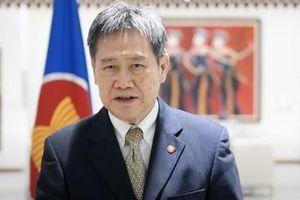 Tổng Thư ký ASEAN chúc mừng Việt Nam trong vai trò Chủ tịch AMMTC 14