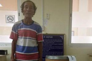 Lợi dụng trưa vắng vận chuyển hơn 10kg ma túy từ Campuchia về Việt Nam