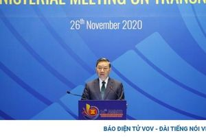 Bộ trưởng Tô Lâm: Một số nước phát hiện băng nhóm ma túy liên kết với khủng bố