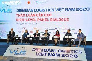 Phí dịch vụ logistic tại Việt Nam cao gấp hai lần các nước phát triển
