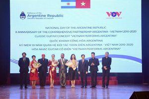 Việt Nam-Argentina kỷ niệm 10 năm thiết lập quan hệ ngoại giao
