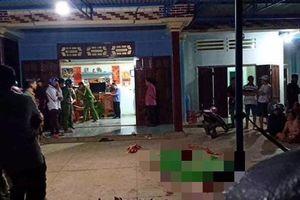 Quảng Nam: Dùng súng tự chế bắn chết hàng xóm