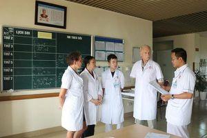 Bệnh viện Việt Nam - Thụy Điển Uông Bí: Nâng tầm chất lượng khám, điều trị bệnh ung bướu
