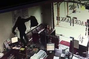 Truy bắt kẻ cướp ngân hàng ở Đồng Nai