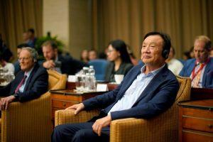 Ông Nhậm Chính Phi hi vọng smartphone giá rẻ Honor sẽ vượt Huawei