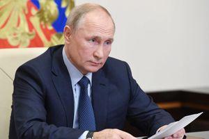 Điện Kremlin nói về thông tin ông Putin có 'gia đình bí mật'