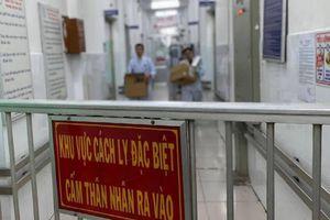 Ngày 27-11, Việt Nam ghi nhận thêm 8 ca mắc COVID-19