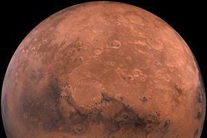 Phát hiện dấu vết của đại hồng thủy trên Hỏa tinh