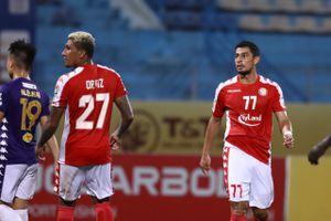 CLB TP.HCM chia tay tuyển thủ Costa Rica