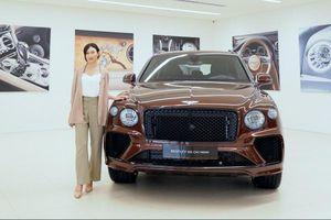 Trải nghiệm nhanh Bentley Bentayga V8 2021 đầu tiên tại Việt Nam