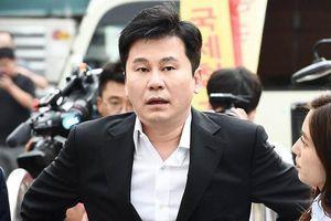 Yang Hyun Suk bị phạt 13.500 USD vì đánh bạc phi pháp