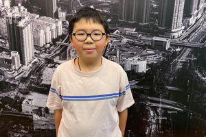 Cậu bé ở Hong Kong kêu gọi bảo vệ thiên nhiên