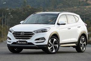 Giá xe ô tô hôm nay 27/11: Hyundai Tucson thấp nhất ở mức 799 triệu đồng
