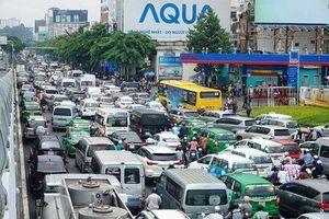 Kiến trúc sư đưa giải pháp 'trị' vấn nạn ùn tắc giao thông ở sân bay Tân Sơn Nhất