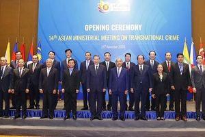 ASEAN chủ động phòng chống tội phạm xuyên quốc gia