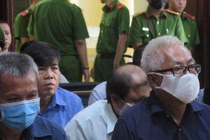 Đại án Ngân hàng Đông Á: Ông Trần Phương Bình lãnh án chung thân