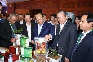 Thủ tướng Nguyễn Xuân Phúc: Hỗ trợ khởi nghiệp là ưu tiên hàng đầu