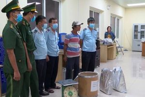 Hơn 30 kg ma túy do Hải quan An Giang bắt giữ là Ketamin