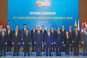 ASEAN tăng cường hợp tác phòng chống tội phạm xuyên quốc gia