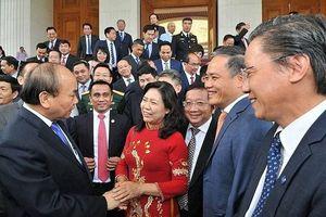 May Nhà Bè - CTCP (NBC) được vinh danh 'Sản phẩm đạt thương hiệu QG Việt Nam'