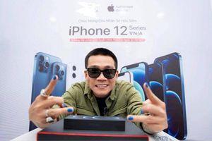 Wowy, Ngọc Trinh và dàn sao Việt nô nức khoe tậu iPhone 12