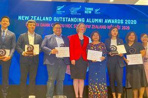 Vinh danh cựu du học sinh New Zealand nổi bật 2020