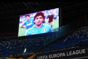 Napoli tri ân đặc biệt cảm động với huyền thoại Maradona