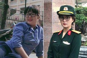 Cô văn công tăng 20 kg vì ...'nghiện' cơm quân đội