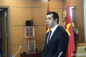 Đại sứ Azerbaijan muốn cùng Việt Nam chiến đấu với nạn tin tức giả