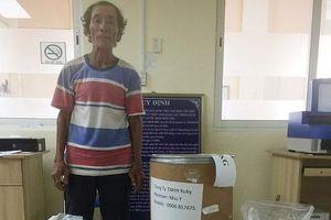 Bắt đối tượng vận chuyển hơn 10kg ma túy từ Campuchia về Việt Nam