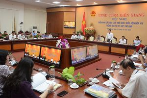 Kiên Giang: Triển khai 7 đạo luật được Quốc hội khóa XIV thông qua tại kỳ họp thứ chín