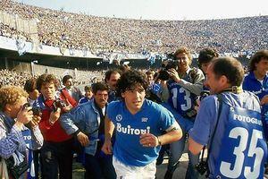 Napoli muốn đổi tên sân vận động để tôn vinh Maradona