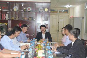 Thứ trưởng Nguyễn Thanh Tịnh làm việc với Tạp chí Dân chủ và Pháp luật về định hướng công tác 2021
