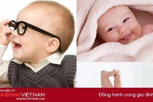 5 biểu hiệu nhận biết trẻ thông minh bẩm sinh