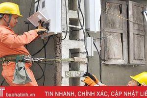 Số hóa hợp đồng mua bán điện ở Hà Tĩnh - khách hàng dễ tra cứu, ngành điện tiện quản lý
