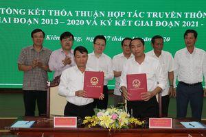 TTXVN và UBND tỉnh Kiên Giang tiếp tục đẩy mạnh hợp tác thông tin