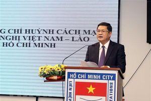 Quan hệ hữu nghị truyền thống, tình đoàn kết đặc biệt Việt Nam-Lào
