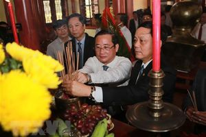 Kỷ niệm 100 năm ngày sinh nhà thơ Chế Lan Viên tại tỉnh Quảng Trị