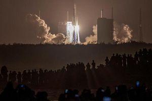 Tham vọng Mặt Trăng của Trung Quốc khiến Mỹ quan ngại