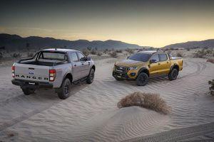 Ford Ranger Wildtrak X 2021 cập nhật kiểu dáng, giá từ 1,13 tỷ đồng
