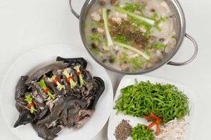 Cách nấu cháo gà ác thơm ngon cho bữa tối của gia đình