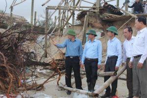 249 người chết, mất tích do bão lũ ở miền Trung