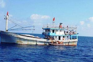Đề xuất lập báo hiệu vùng nguy hiểm trên vùng biển Đà Nẵng