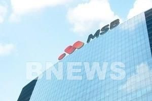VSD nhận lưu ký 1.175 triệu cổ phiếu MSB từ 27/11/2020