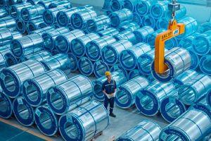 Hòa Phát đẩy mạnh xuất khẩu sản phẩm tôn mạ đi châu Âu