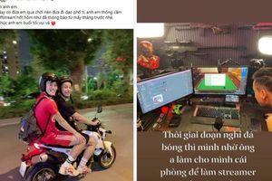 Nguyễn Văn Toàn làm streamer trong giai đoạn nghỉ bóng đá